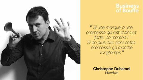 Christophe Duhamel - Marmiton