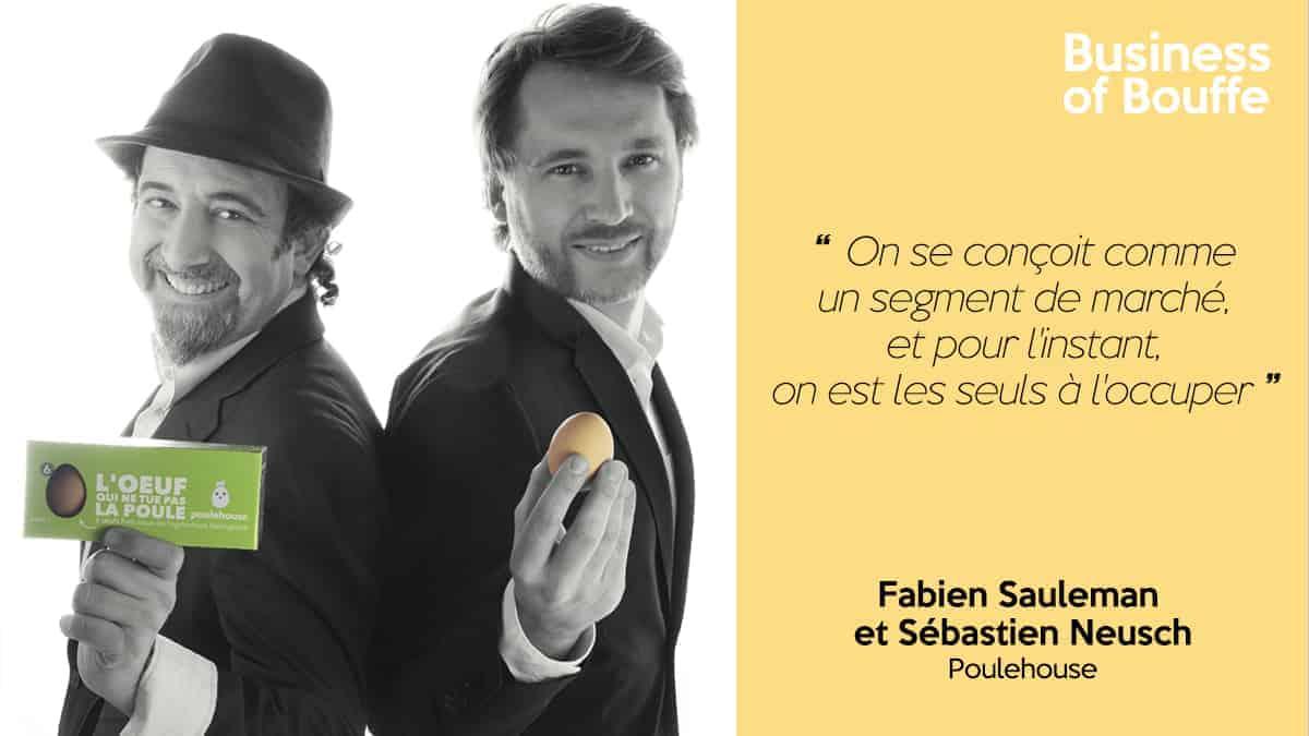Fabien Sauleman et Sébastien Neusch | Poulehouse