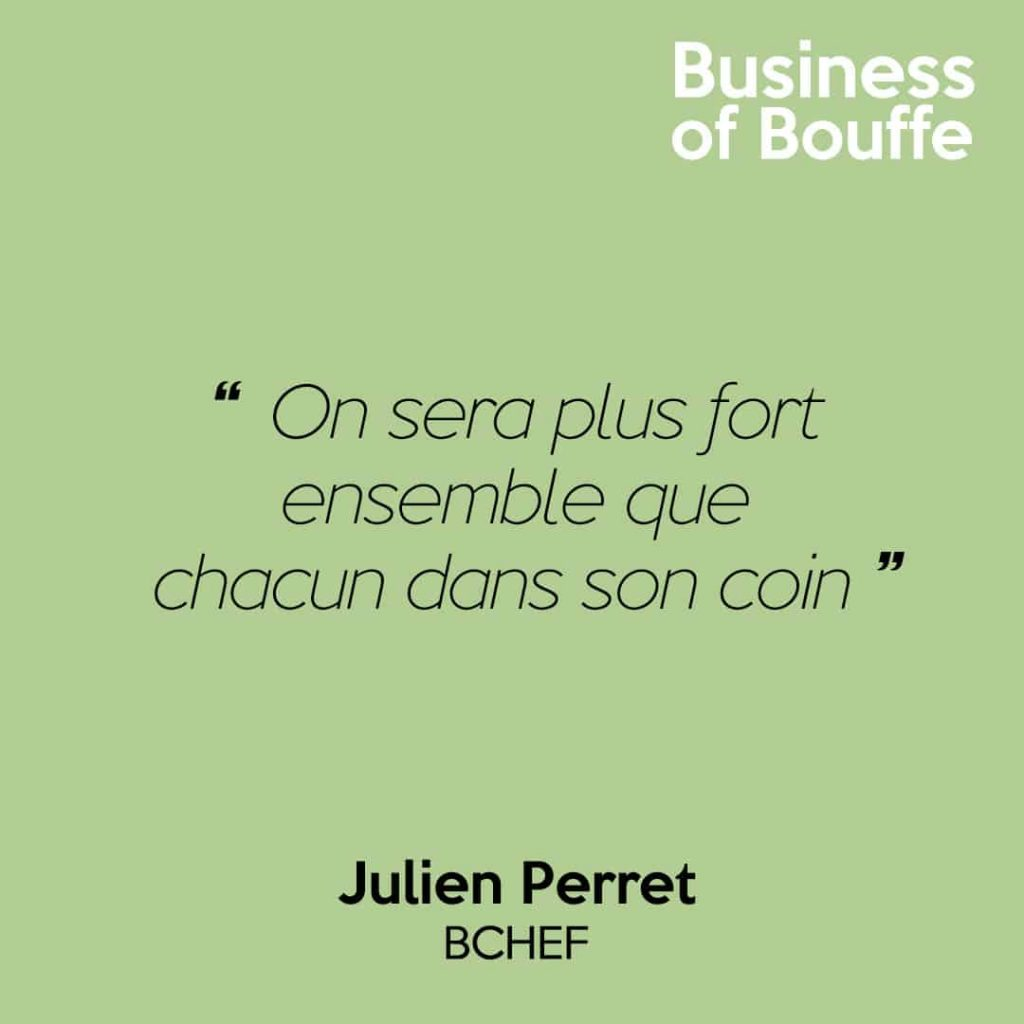 Julien Perret Bchef