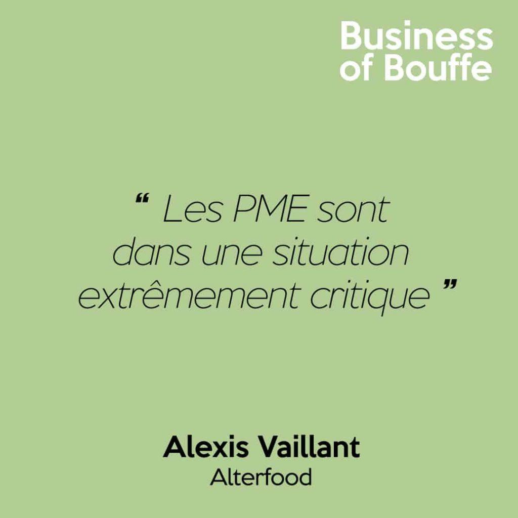 Alexis Vaillant Alterfood