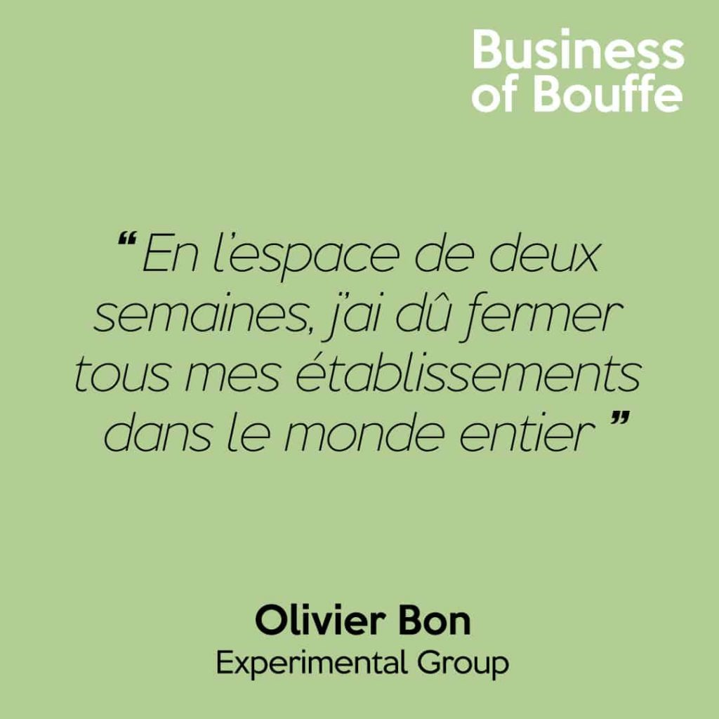 Olivier Bon Experimental Group