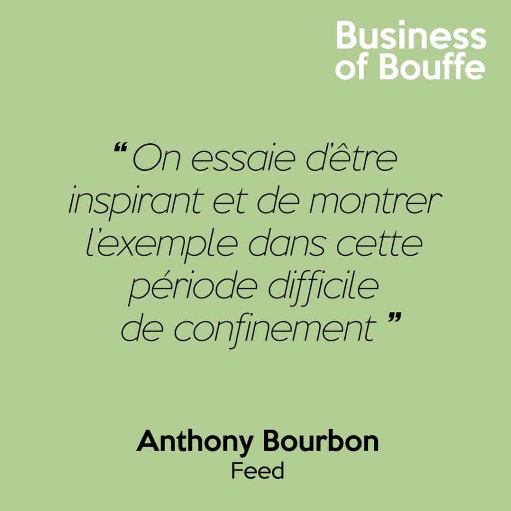 Antony Bourbon Feed