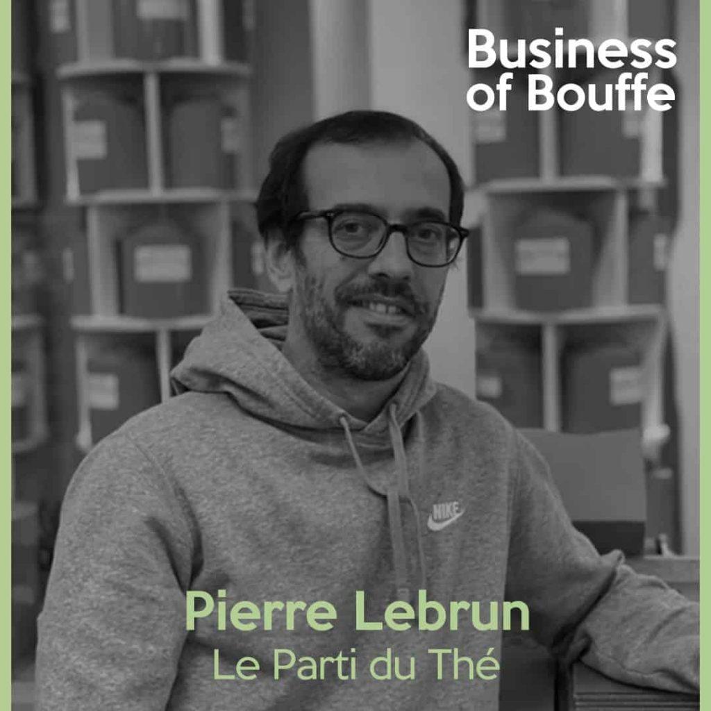 Pierre Lebrun Le Parti du Thé