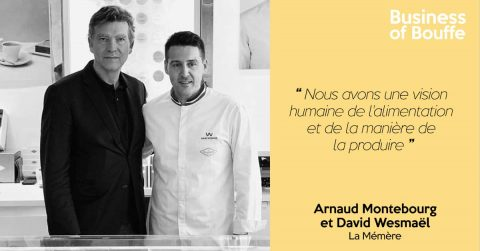 Arnaud montebourg et david wesmael