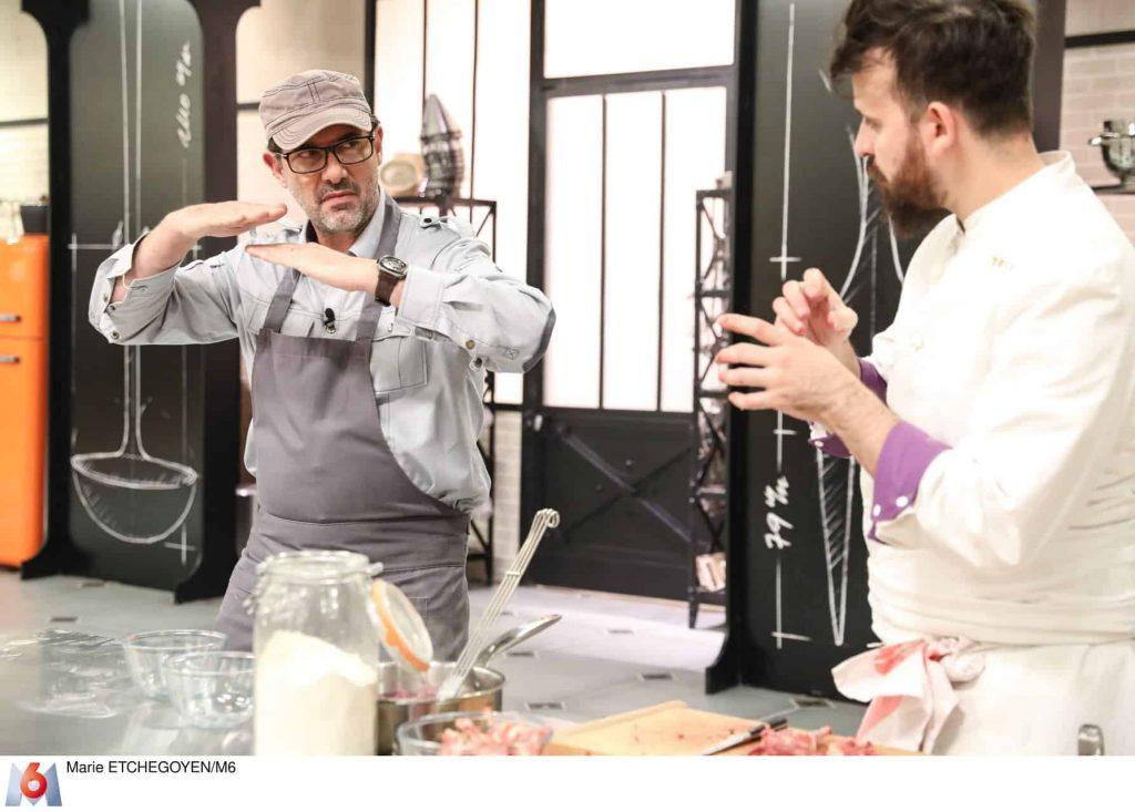 Paul Pairet Adrien Cachot Top Chef