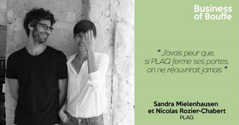 Sandra Mielenhausen et Nicolas Rozier-Chabert