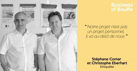 Stephane Comar et Christophe Eberhart