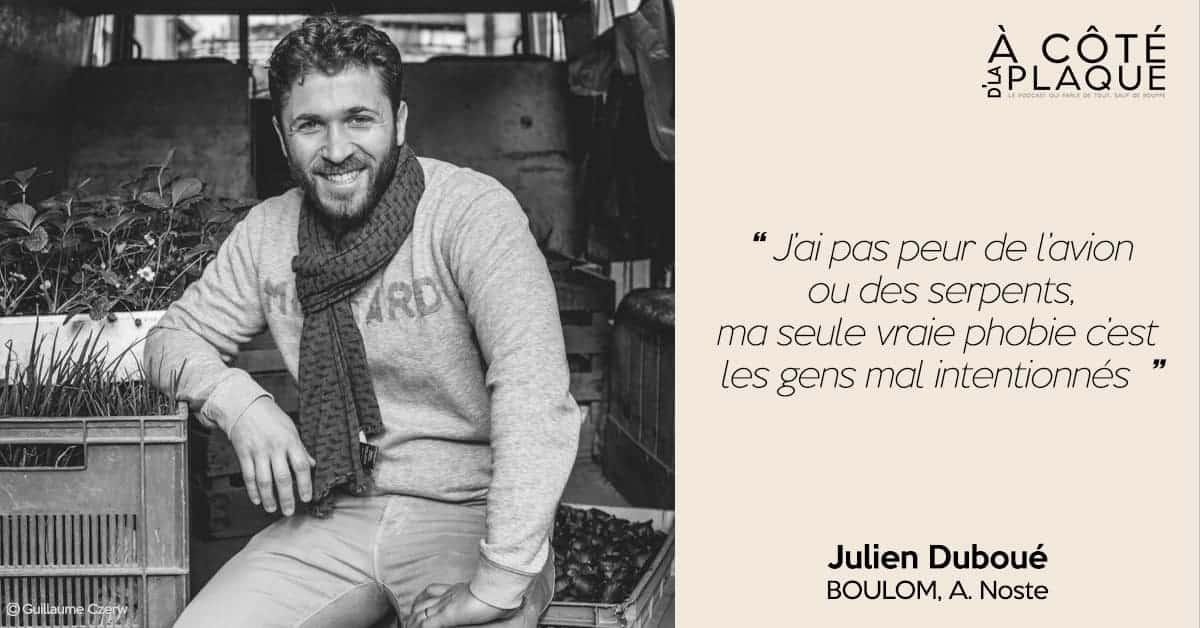 Julien Duboué