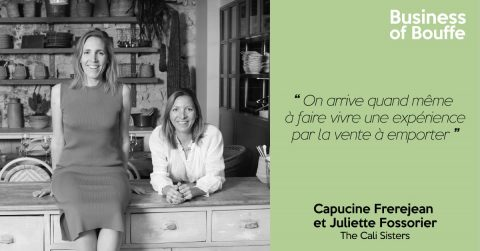Capucine Frerejean et Juliette Fossorier