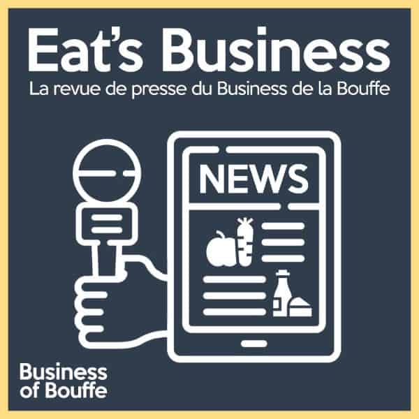 podcast eats business
